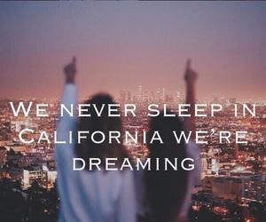 california, hollywood, and la image