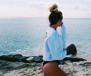 summer, beach, and goals image