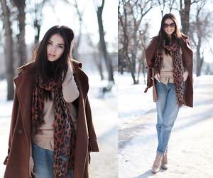 fashion, doina ciobanu, and winter image