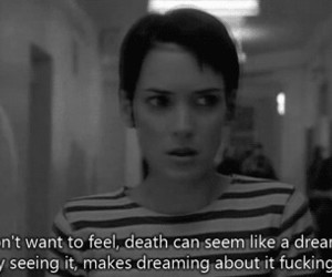 death and girl interrupted image