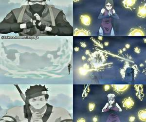 anime, sasuke, and naruto uzumaki image
