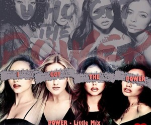 manip, power, and little mix image