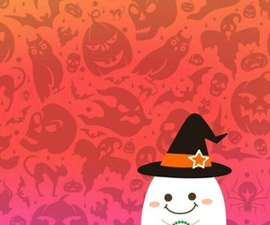 colorful, Halloween, and october image