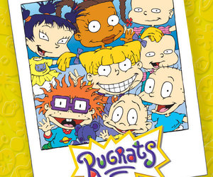 rugrats, tommy, and angelica image