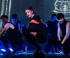 dancers, dangerous woman, and let me love you image