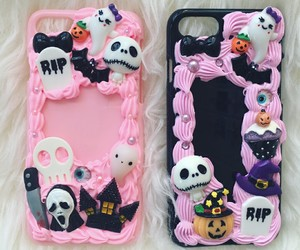 cover, Halloween, and decoden image