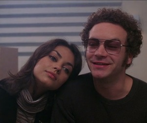 that 70s show, Mila Kunis, and love image