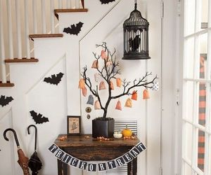 Halloween and home image
