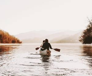 travel, autumn, and fall image