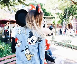 disney, girl, and fun image