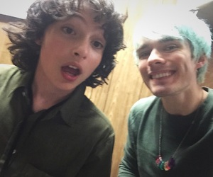 finn and wolfhard image