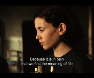 pain, pan's labyrinth, and movie image