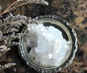 crystals, indie, and quartz image