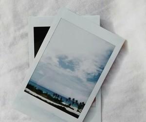 blue, grunge, and landscape image