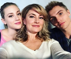 riverdale, alice cooper, and betty cooper image
