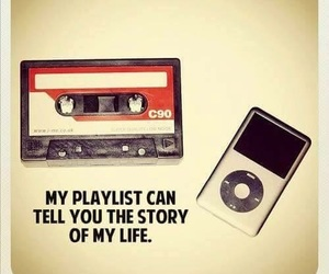 life, playlist, and music image