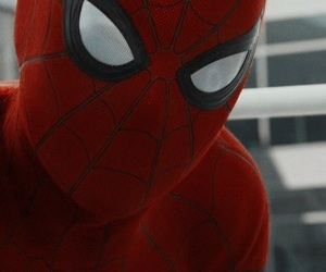 Avengers, Marvel, and spider-man image