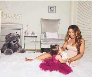 black china and dream kardashian image
