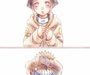 anime, couple, and naruto uzumaki image