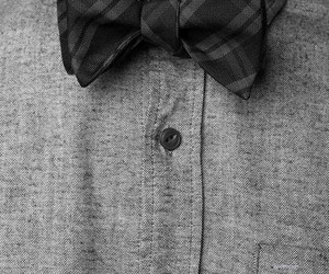 bow tie and shirt image