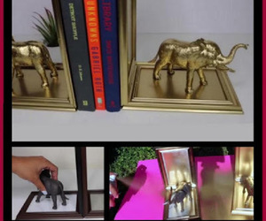 crafts and diy bookends image