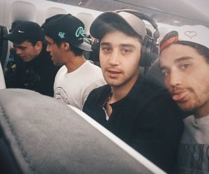 luke brooks, beau brooks, and brooks boys image