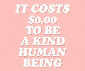 quotes, pink, and kind image