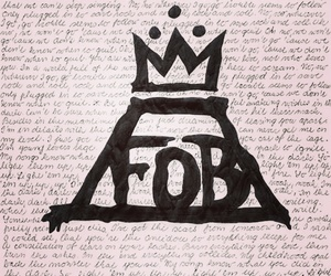 FOB, music, and fall out boy image