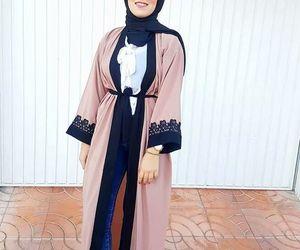 arab, beautiful, and fashion image
