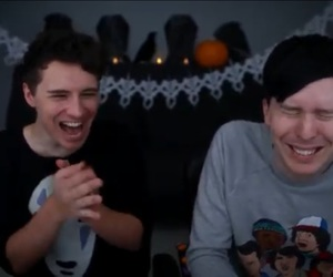 spooky, youtube, and amazingphil image