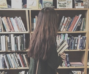 books, reading, and bookstore image