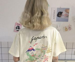 girl, aesthetic, and japan image