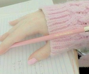 alternative, hand, and pink image
