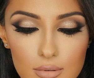 lovely and makeup image