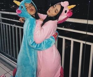 unicorn and friends image