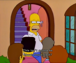 quotes, simpsons, and funny image
