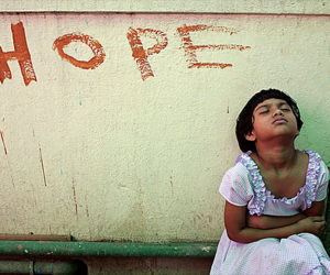 child, girl, and hope image