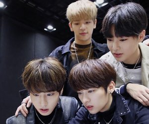 stray kids, woojin, and felix image