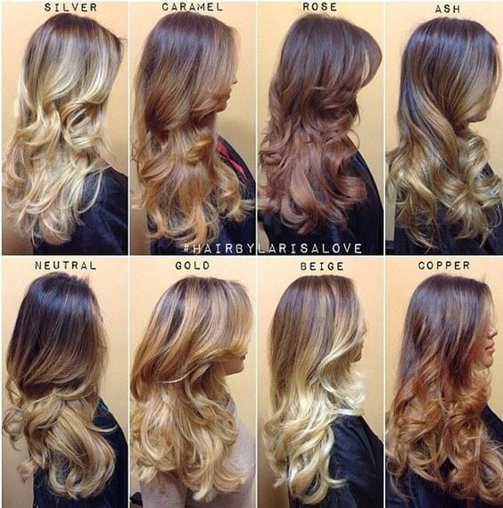 Hottest Balayage Hair Color Ideas for Brunettes in 2017