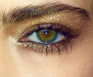 copper, dreamy, and eyebrows image