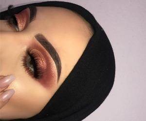 makeup and fashion image