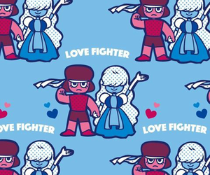 sapphire, ruby, and love image