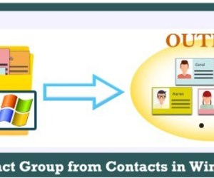 contacts, vcard, and contact group image