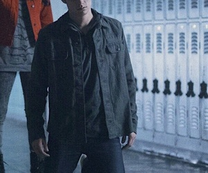 teen wolf, dylan o'brien, and void stiles image