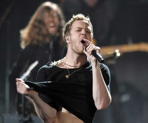 imagine dragons, dan reynolds, and music image