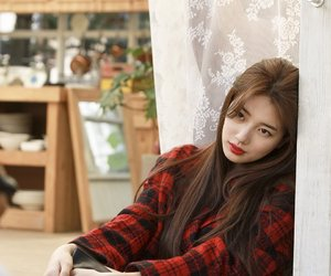 girl, suzy, and korean image