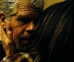 sons of anarchy, samcro, and clay morrow image
