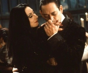 morticia and couple image