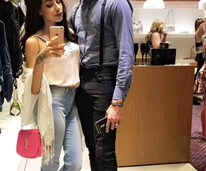 couple, luxurious, and rich image