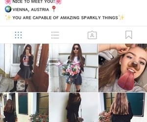 fashion, follow, and girl image
